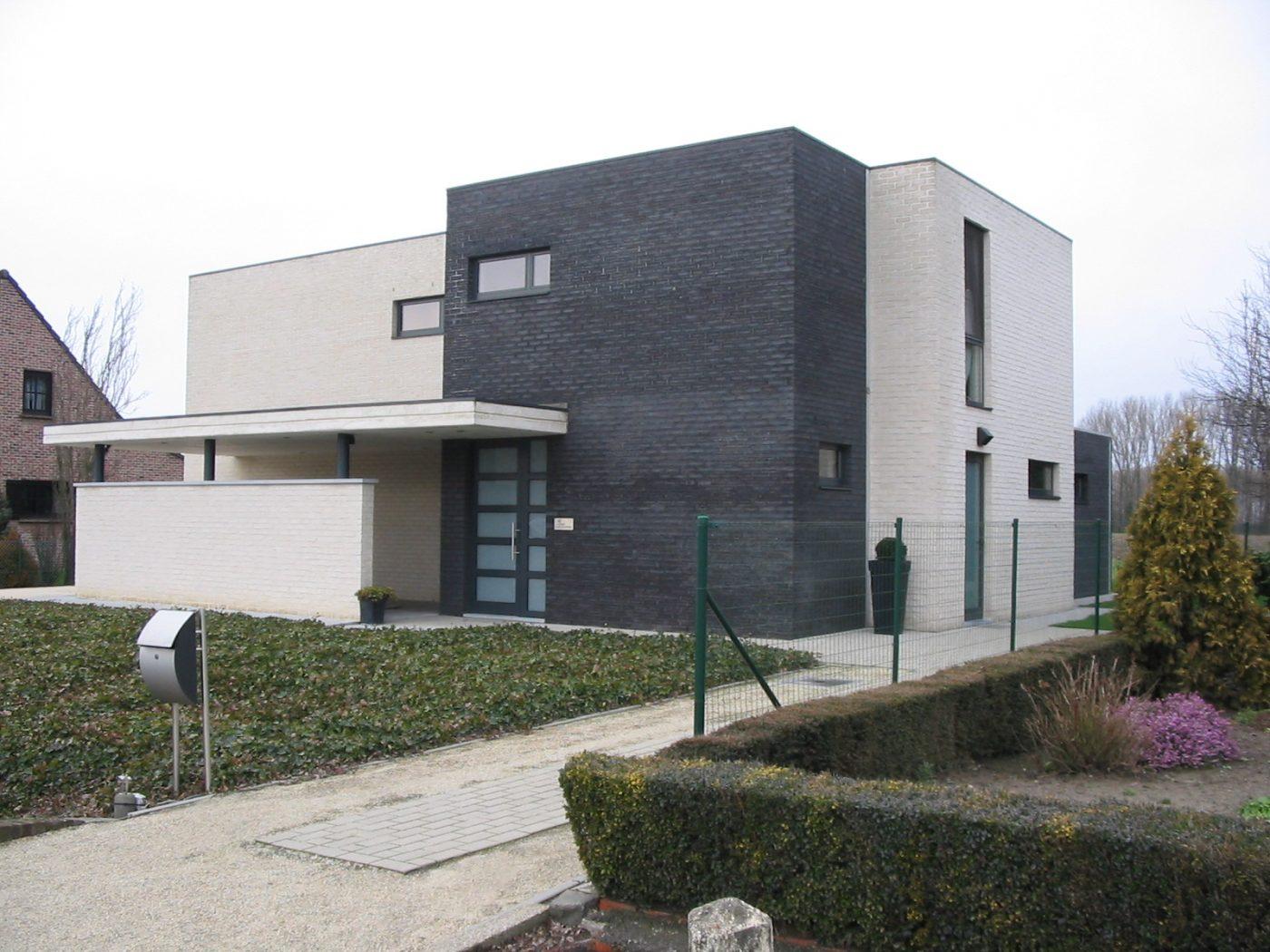 Prijs sleutel op de deur woning dak for Afbeelding van moderne huizen