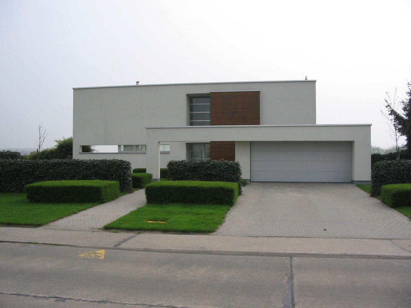 moderne villa voorbeelden gehoor geven aan uw huis